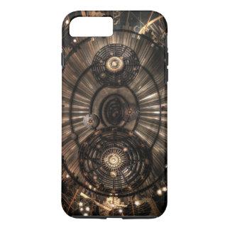 Mechanical Steampunk Zodiac Constellations iPhone 7 Plus Case