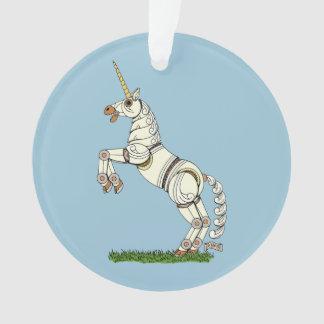 Mechanical Unicorn Ornament