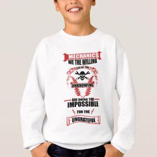 mechanics design sweatshirt