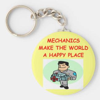 mechanics keychain