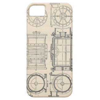 Mechanic's Pocletbook iPhone 5 Covers