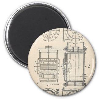 Mechanic's Pocletbook Magnet