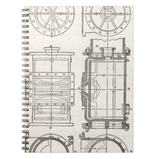 Mechanic's Pocletbook Notebooks