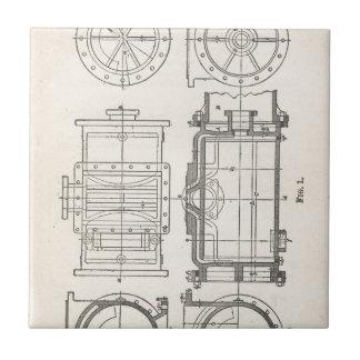 Mechanic's Pocletbook Tile