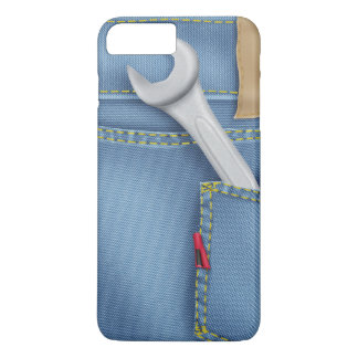 Mechanic's Wrench iPhone 7 Plus Case