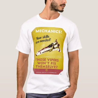 Mechanics WW1 Propaganda T-Shirt