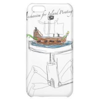 Mechanism for Inland Pirating iPhone 5C Covers