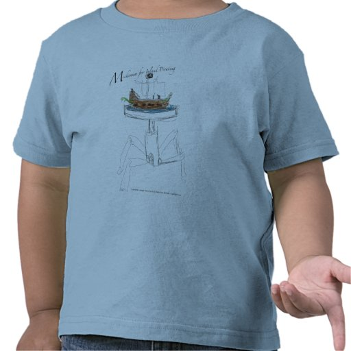 Mechanism for Inland Pirating Shirts