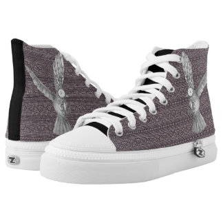 Mecho Bird High Tops