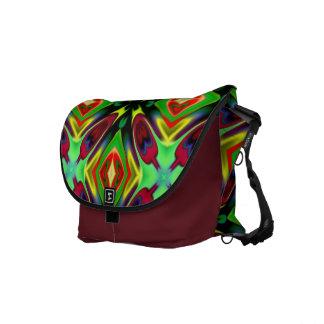 Med. Rickshaw Messenger Bag in multi-colour