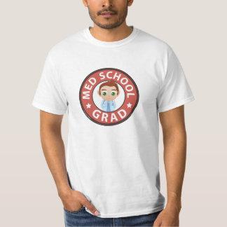 Med School Grad Tee Shirt
