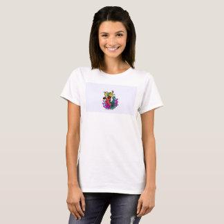 Med- The Vaping Shrimp Swag T-Shirt