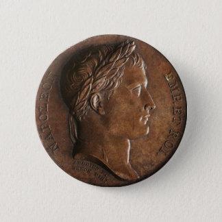 Medal of Napoleon Bonaparte 2 Inch Round Button