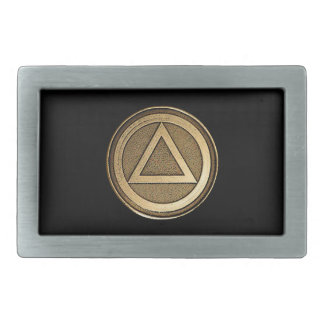 Medallion Coin Recovery Belt Buckle
