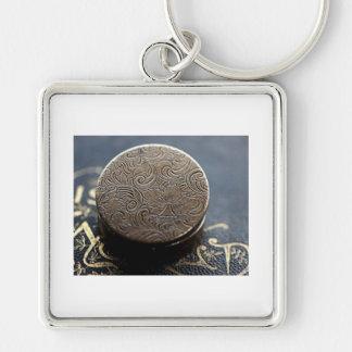 medallion keychain