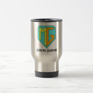 Meddling Guardians Clan Logo Cup