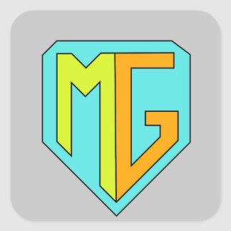 Meddling Guardians Clan Logo Sticker