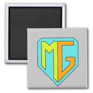 Meddling Guardians Magnet