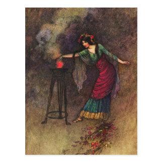 Medea Postcard
