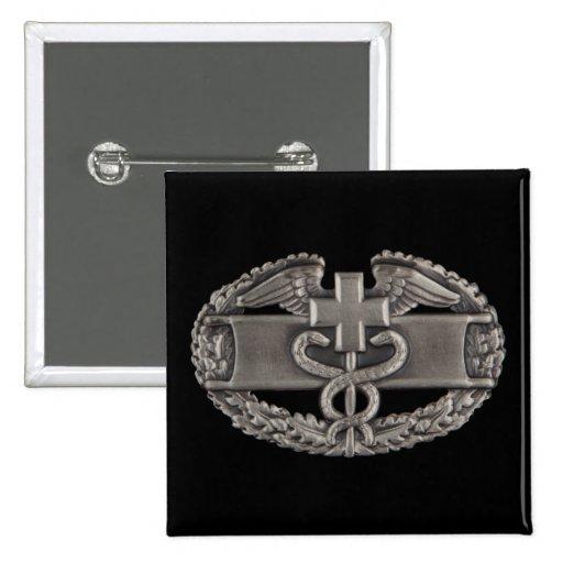 Médecin de combat badges