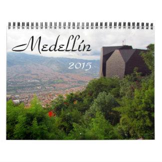 medellín 2015 calendar
