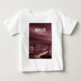 Medellin Colombia Baby T-Shirt