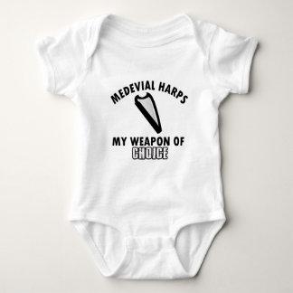 medevial Harps choice Baby Bodysuit