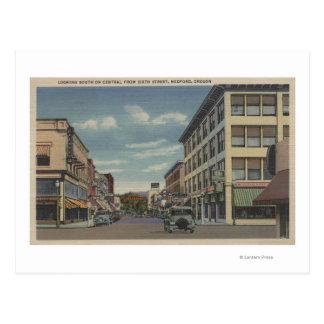 Medford, Oregon Postcard