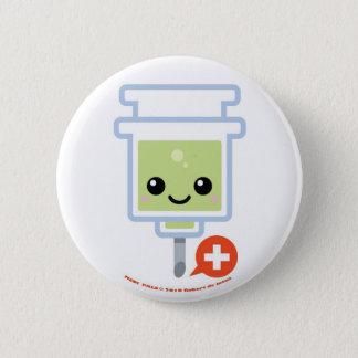 Medi Pals Needle 2 Inch Round Button