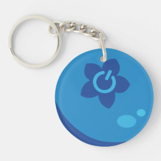 Media Berry Key chain