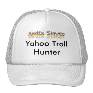 Media Slayer Productions, Yahoo Troll Hunter Trucker Hat