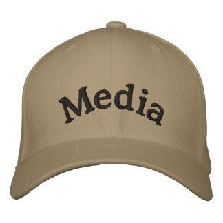 Médias Chapeaux Brodés