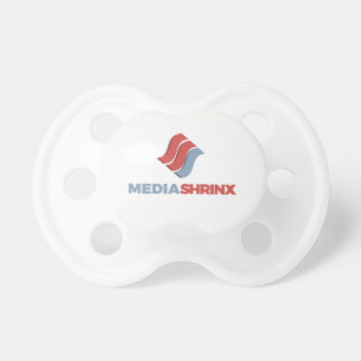 MediaShrinx Brand Pacifier