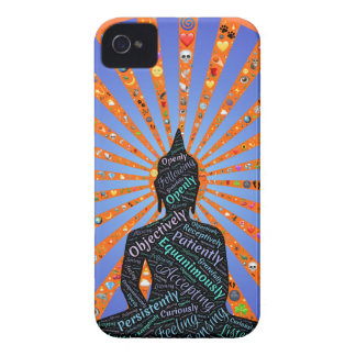 Mediation And Peace Art iPhone 4 Cover