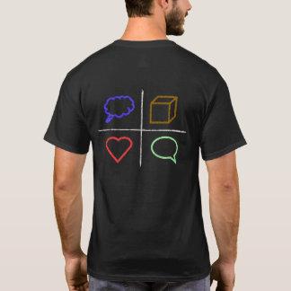 Mediation Grid Shirt