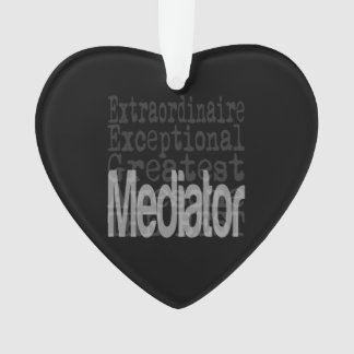 Mediator Extraordinaire Ornament