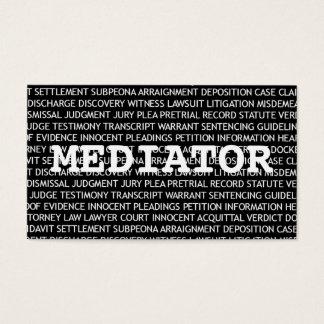 Mediation business gifts mediation business gift ideas on zazzle mediator words business card colourmoves