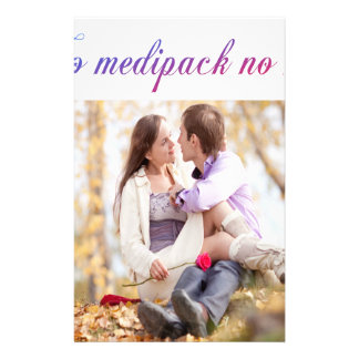 mediback humor personalized stationery