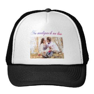 mediback humor trucker hat
