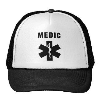 Medic Star of Life Trucker Hats