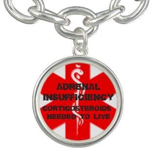 Medical alert bracelet AI