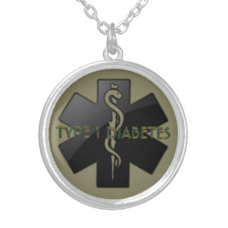 Medical Alert Pendant Necklace III