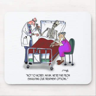 Medical Cartoon 9378 Mouse Pad