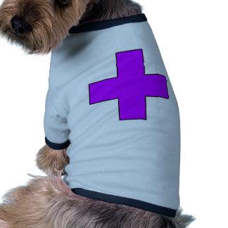 Medical Cross Medical Life Saving Guard Symbol Pet Clothes