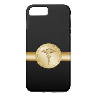 Medical Doctor Caduceus iPhone 8 Plus/7 Plus Case