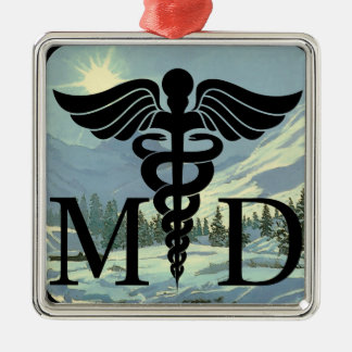 Medical Doctor Deluxe Ornament No. 1