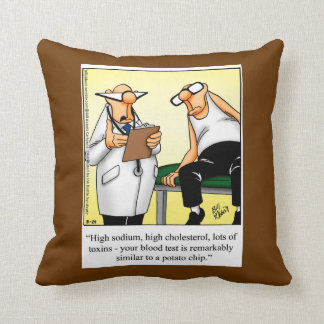 Medical/Doctor Humor Pillow Gift