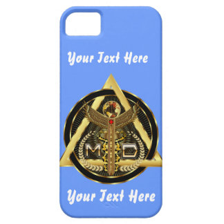 Medical Doctor Logo Universal VIEW ABOUT Design Case For The iPhone 5