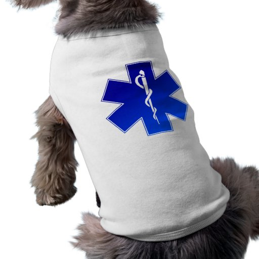 Medical EMS Symbol Pet Clothing