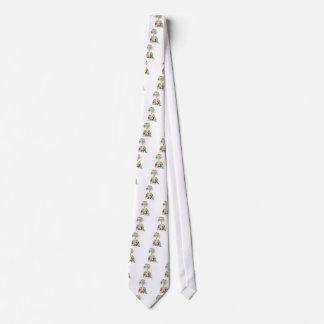 Medical Gifts Heart and Lungs Motif Tie